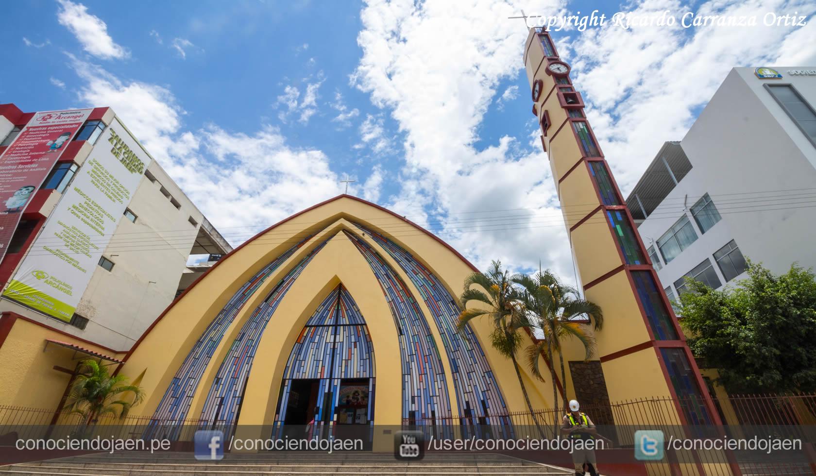 Iglesia Matriz de la ciudad de Jaén