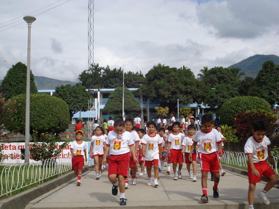 Alumnos del colegio 17001