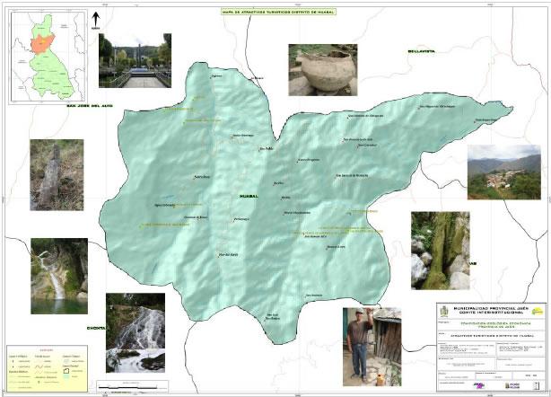Descripción de Recursos Turísticos de Huabal