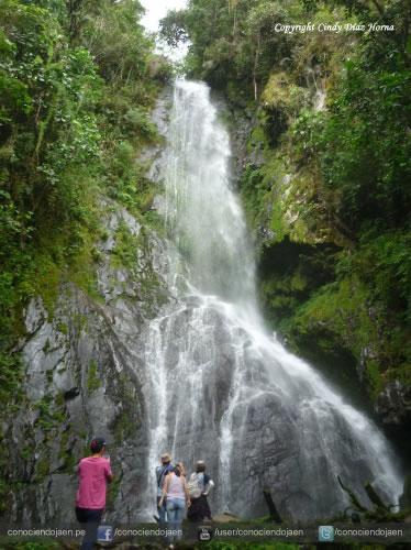 Cascada San Isidro