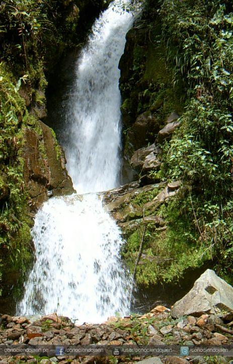 Catarata Rinconada Lajeña