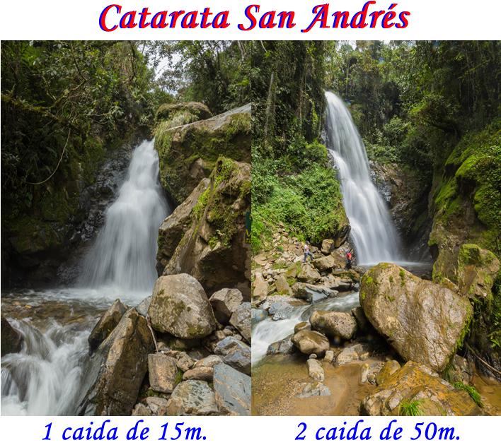 Cataratas San Andrés