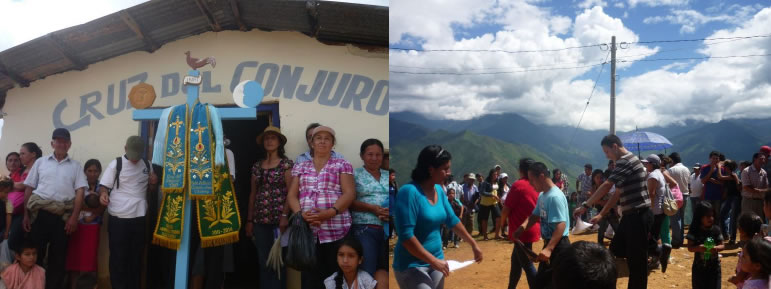 Cerro Conjuro y Cruz del Conjuro