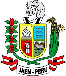 Escudo de Jaén Perú