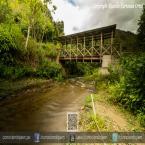 Puente camino a las cataratas