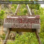 Ingreso a Restos Arqueológicos de Faical (San Ignacio)