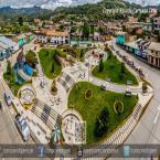 Vista Panóramica de la Plaza de Armas de San Ignacio