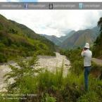 Río Chinchipe, rumbo a Faical (San Ignacio)