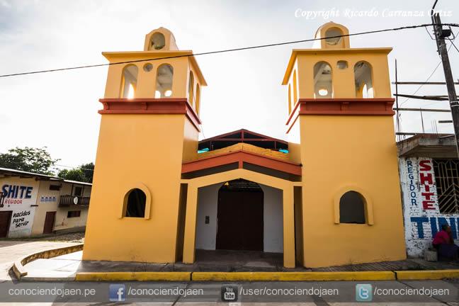 Iglesia del C.P Montango