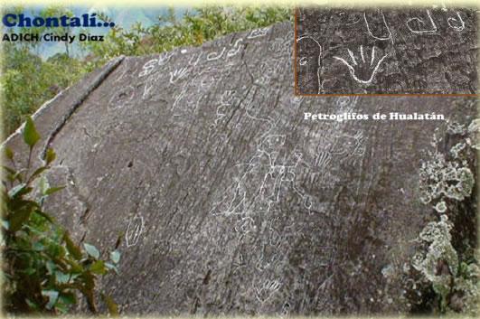 Petróglifos de Hualatán